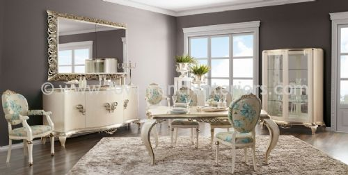 Capri Dining Room Collection